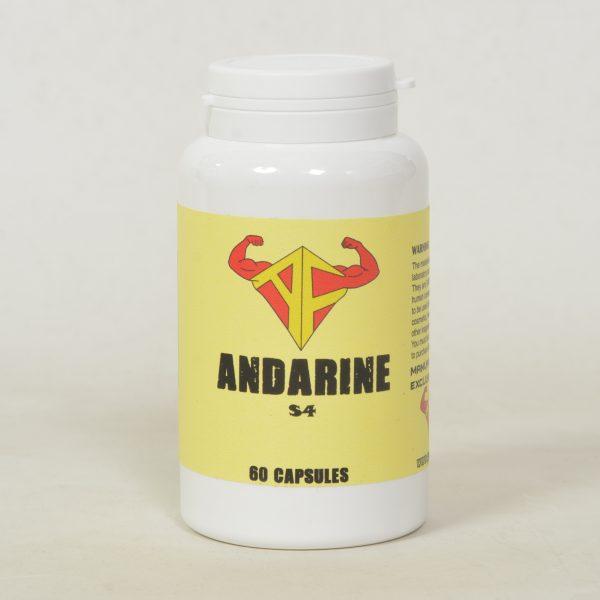 AAA 3321 600x600 - Андарин / Andarine 60 капсули /15мг