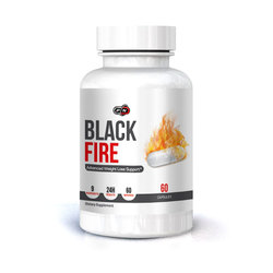 3325 1 - PURE NUTRITION - BLACK FIRE - 240 КАПСУЛИ